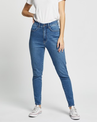 Lee Hi Rider Curve Skinny Jeans