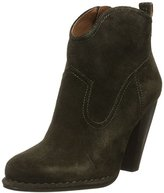Frye Women's Madeline Short Suede Boot