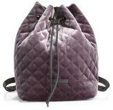Brunello Cucinelli Velvet Backpack