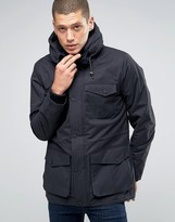 Brave Soul Premium Four Pocket Hooded Jacket