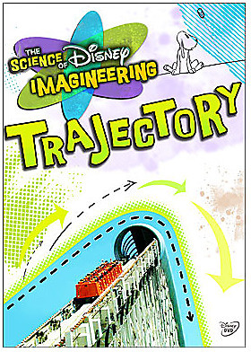Disney The Science of Imagineering: Trajectory DVD