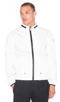 NATIVE YOUTH Tech Fabric Harrington Jacket