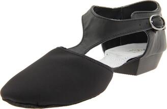 Dance Class Women's Venus Ii Jazz Shoe T-Strap