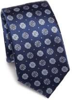 Saks Fifth Avenue COLLECTION Textured Silk Tie