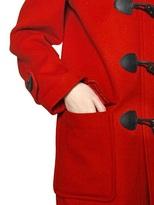 Burberry Minstead Wool Felt Duffle Coat