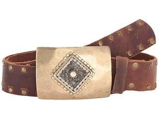 Leather Rock Myra Jean Belt