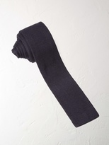 White Stuff Frank knitted tie