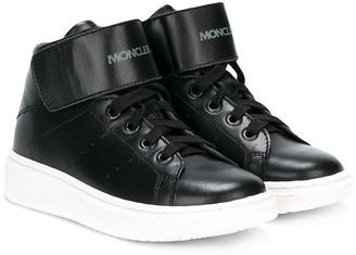 Moncler hi-top sneakers