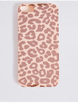 M&S Collection iPhone 5/5S Animal Print Phone Case
