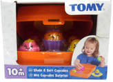 Tomy NEW Shake and Sort Cupcakes