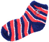 For Bare Feet Minnesota Twins Sleep Soft Candy Striped Socks