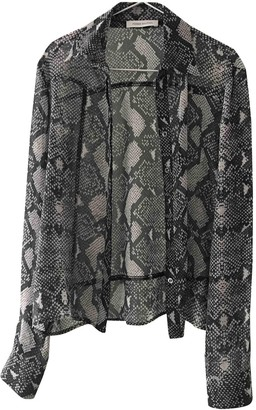Pierre Balmain Anthracite Top for Women