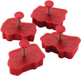 JCPenney CAKE BOSS Cake BossTM Decorating Tools 4-pc. Work Truck Fondant and Cookie Press Set