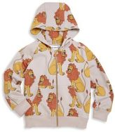 Mini Rodini Baby's, Toddler's, Little Boy's & Boy's Lion Printed Hoodie