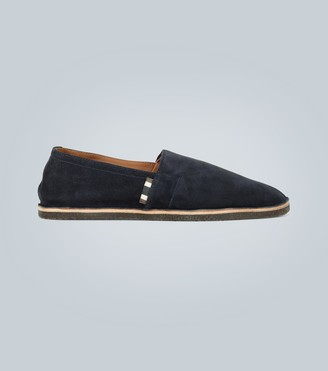 Brunello Cucinelli Suede loafers