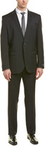 Kenneth Cole New York Wool-Blend Suit