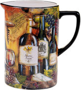 Certified International Private Reserve 2.5-Qt. Pitcher