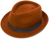 Fabiana Filippi trilby hat - women - Polyester/Acetate - S