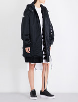 Boy London Eagle-tape shell jacket