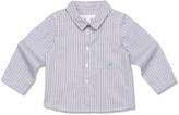 Marie Chantal Fine Cotton Check Shirt - Baby
