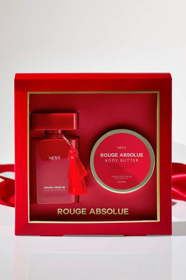 Next Rouge Absolue 100ml Gift Set - Red