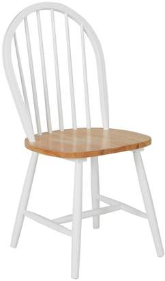 Kentucky 100-130 cm Extending Round Dining Table + 6 Chairs