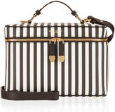 Henri Bendel West 57th Centennial Stripe Train Case