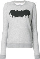 Zoe Karssen Bat print sweatshirt - women - Cotton/Polyester - XS