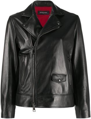 Simonetta Ravizza Ambra biker jacket