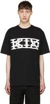 Kokon To Zai Black Classic Logo T-shirt