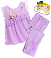 Disney Rapunzel Deluxe Character PJ Set for Kids