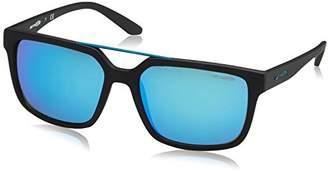 Arnette Men's AN4231 Petrolhead Square Sunglasses