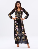 Miss Selfridge Bella Maxi Dress