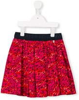 Kenzo 'Jungle' skirt - kids - Viscose - 8 yrs