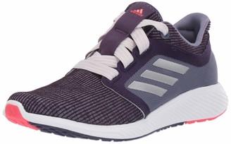 adidas Women's Edge Lux 3 Running Shoe grey/cloud white/silver metallic 10.5 M US