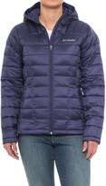Columbia Pacific Post Hooded Jacket - Insulated (For Women)