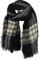 Woolrich Crosshatch Wrap - Women's