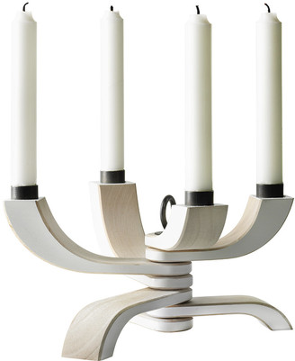 Design House Stockholm Nordic Light Candelabra - White - 4 Arms