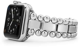 Lagos Stainless Steel Smart Caviar AppleTM Watch Band, 38mm