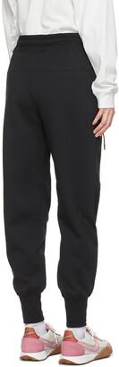Nike Black Sportswear Tech Lounge Pants