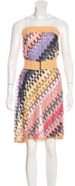 Missoni Patterned Swimsuit Cover-Up w/ Tags