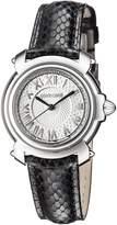 Roberto Cavalli Women's Silver Watch