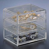 Huang 3 Drawer Jewelry Box