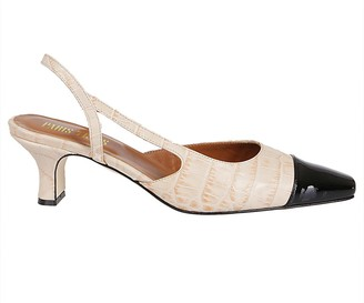 Paris Texas Slingback Cocco High-heeled Shoe