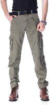 Feinste Men's Vintage Military Cargo Pants (L, )