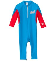 O'Neill Infant O'Zone Front Zip Lycra One Piece 8128340