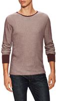 Rogue Knit Cotton Sweater