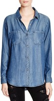Rails Carter Denim Shirt - Essential Pick