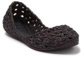 Mini Melissa Mel Campana Crochet Flat (Little Kid & Big Kid)