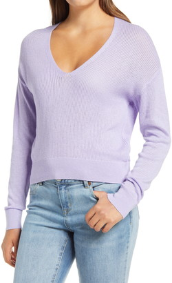 BP Lightweight V-Neck Pullover